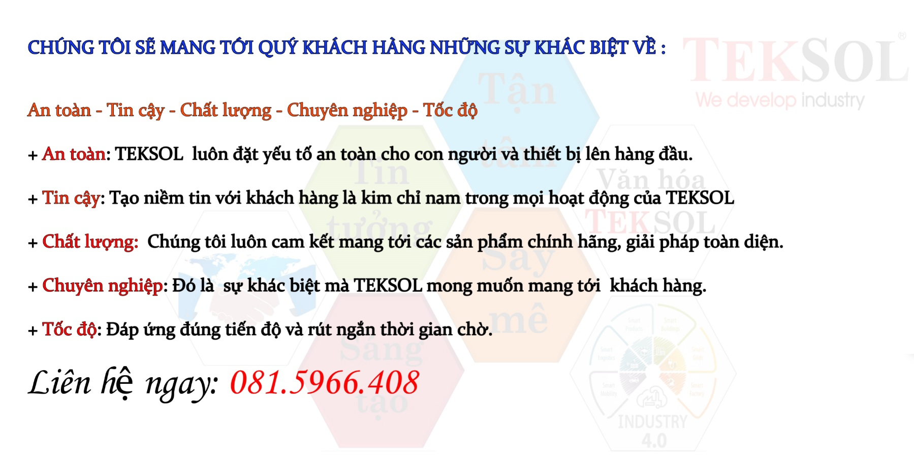 an toan tin cay chat luong